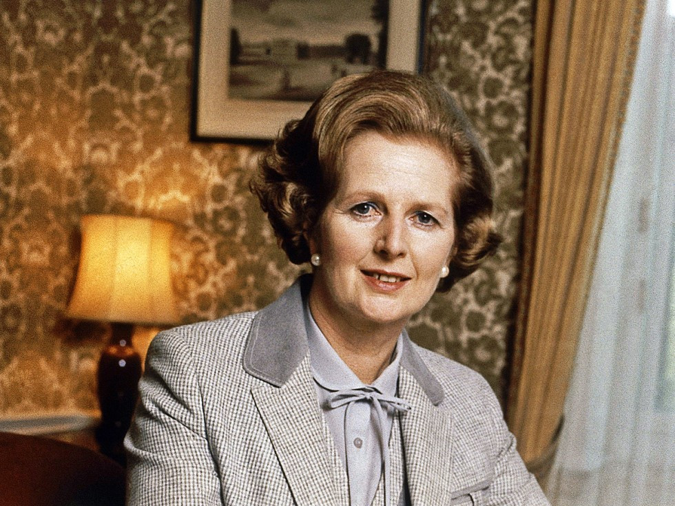 Margaret Thatcher best photo