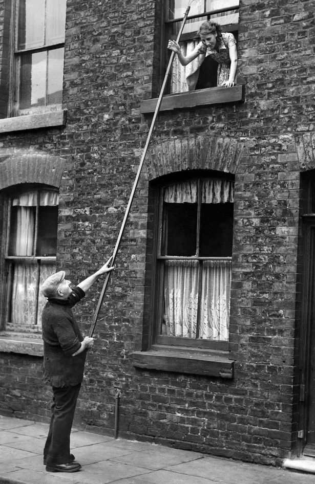 knocker-uppers in london