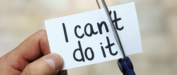 can`t do it and can do it